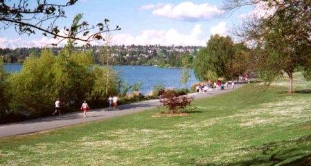 Green Lake Seattle Apartments